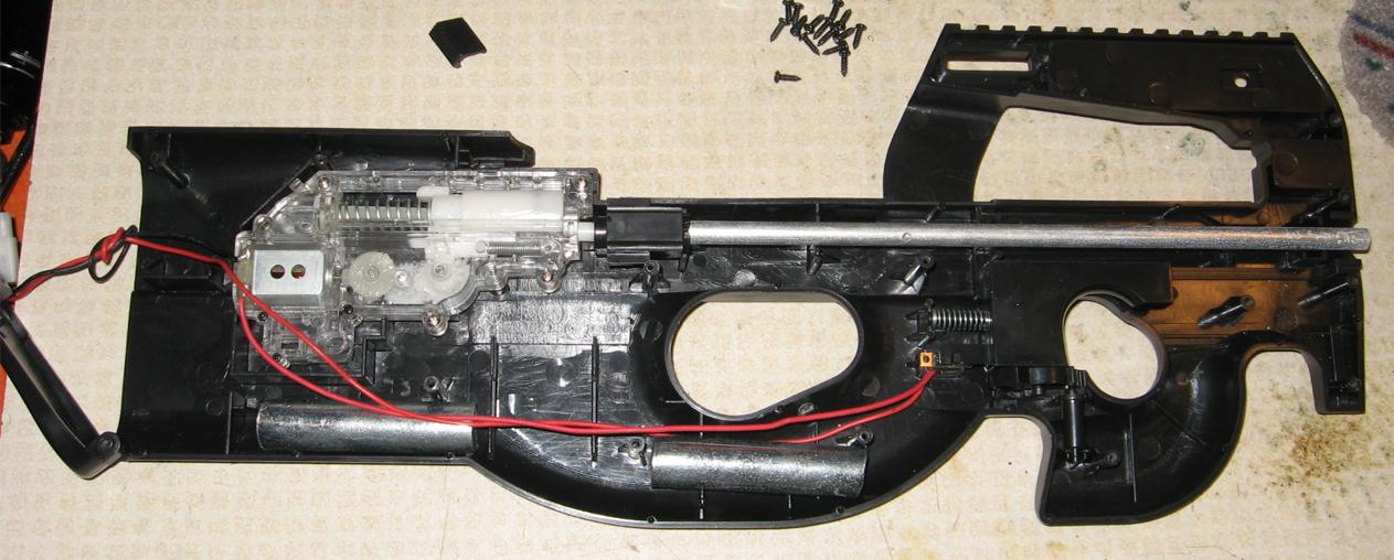 P90 Ion Zdspb Custom