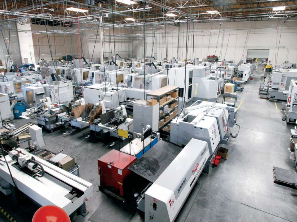 b b machine shop