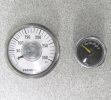 Ashcroft gauge dial size