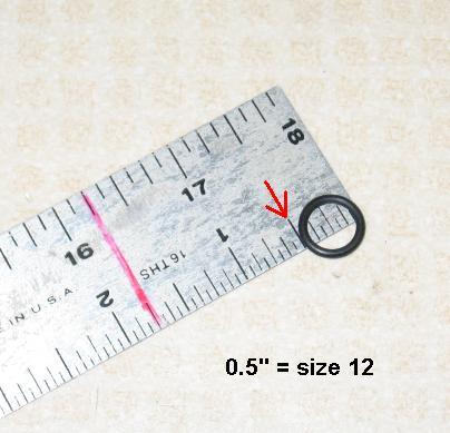 O-ring Information [ZDSPB Tech]