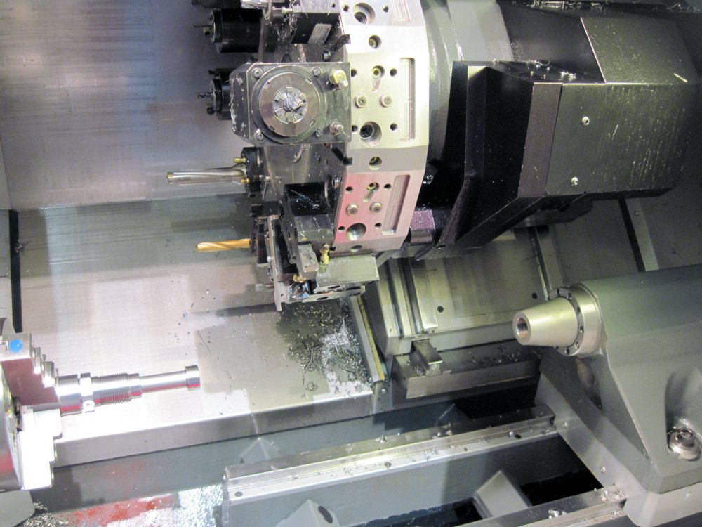 Y Axis Lathes At Imts